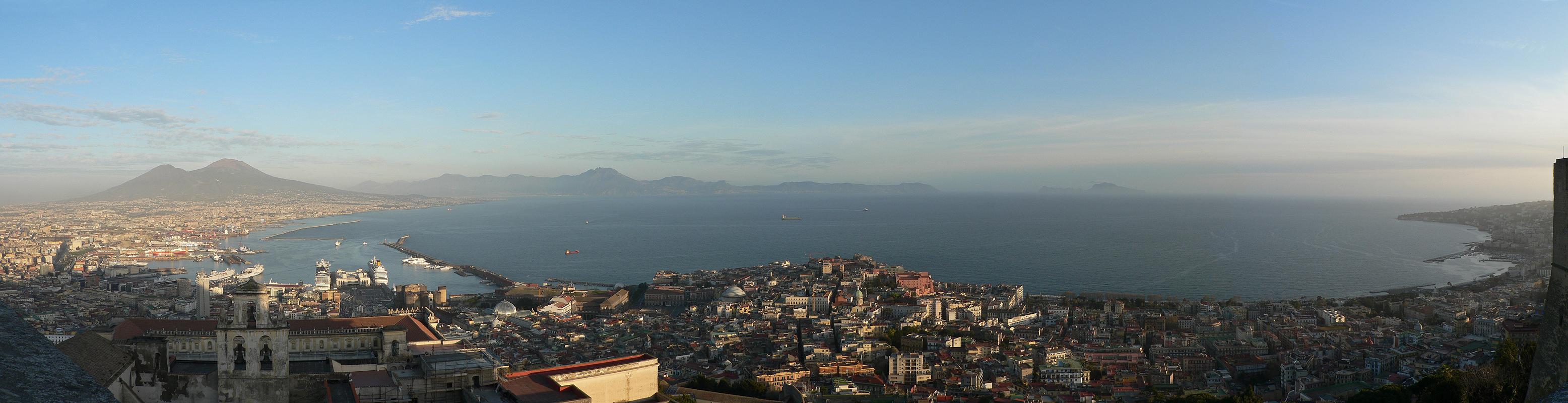 Nápoles, ciudad fascinante