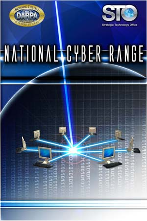 English: National Cyber Range: Illustration