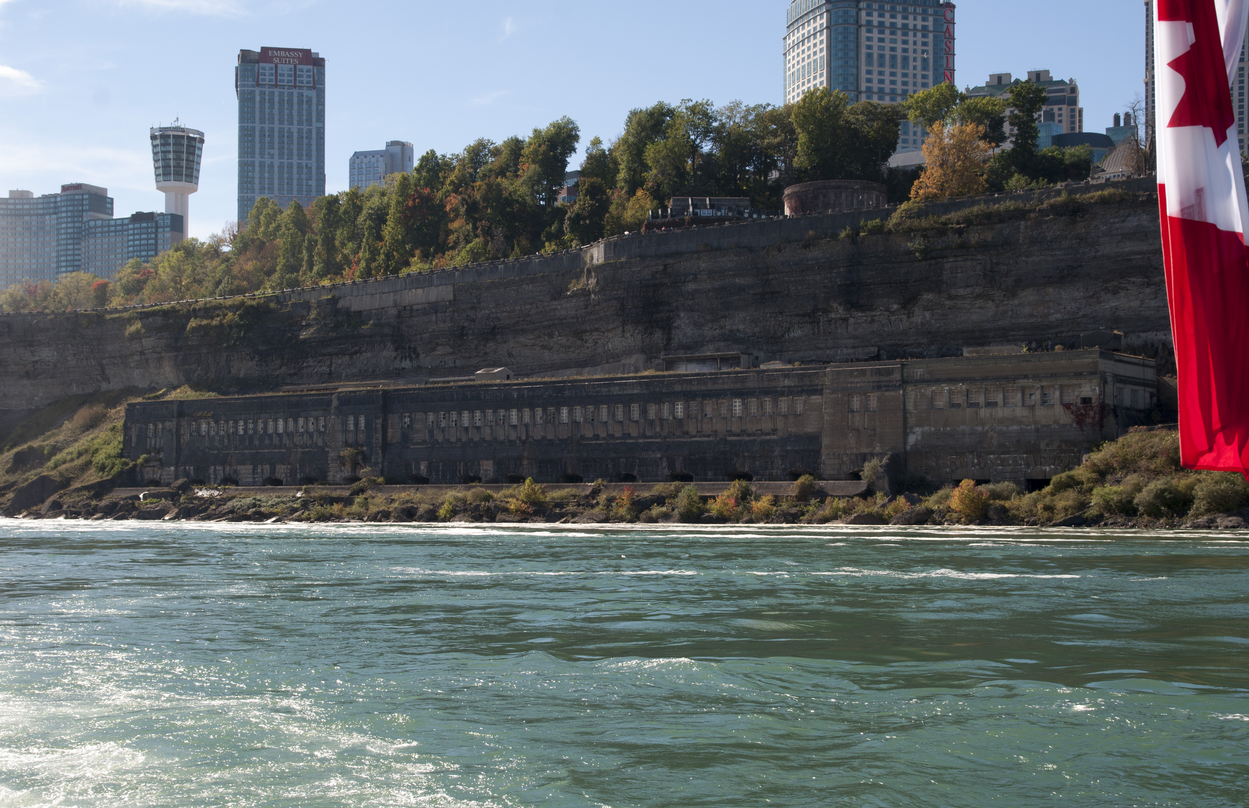Niagara Falls Hydroelectric Plant Tour