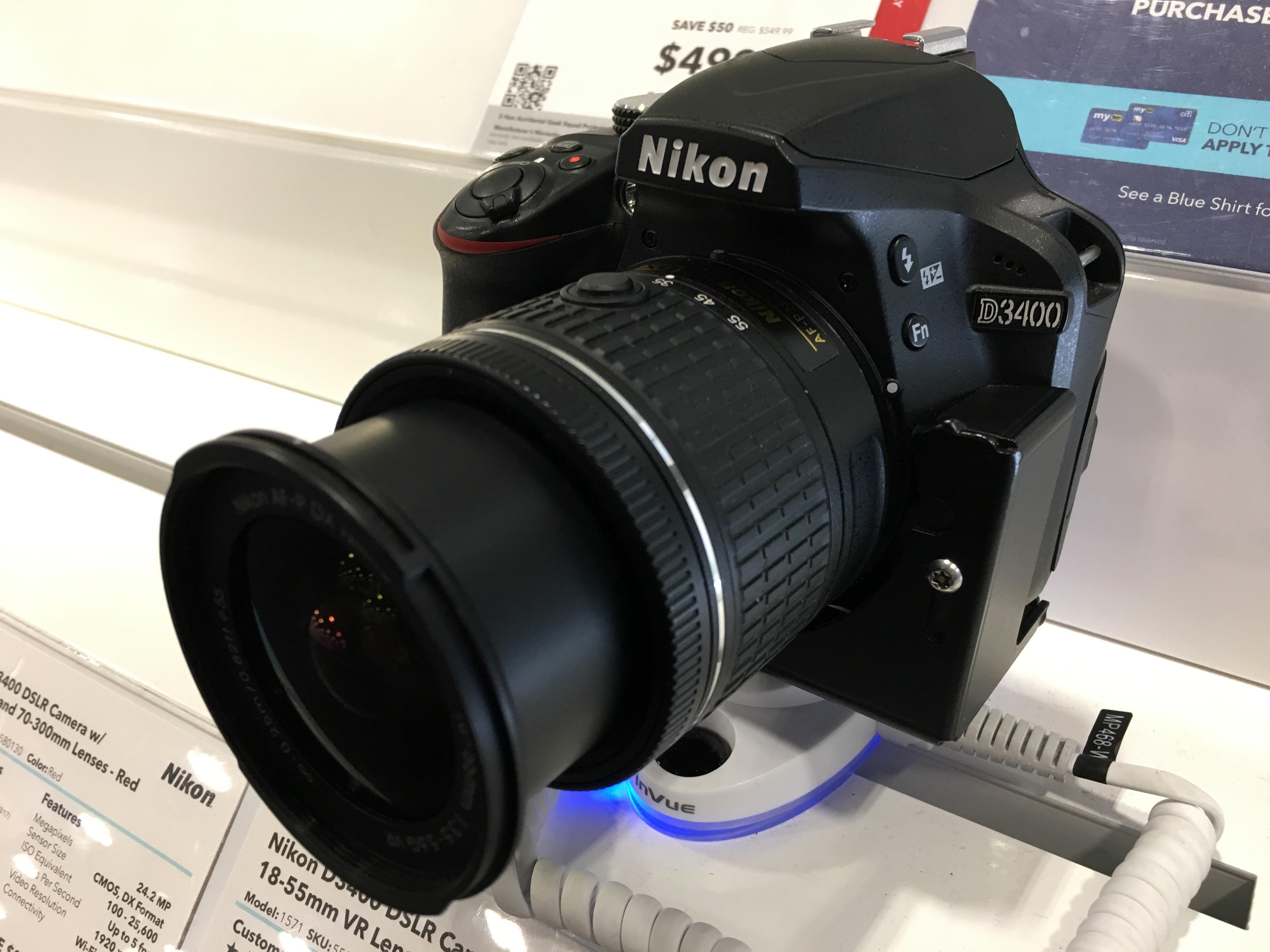 Nikon D3400 - Wikipedia