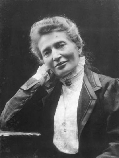 Nunes Vais, Mario (1856-1932) - Anna Kuliscioff a Firenze (1908)