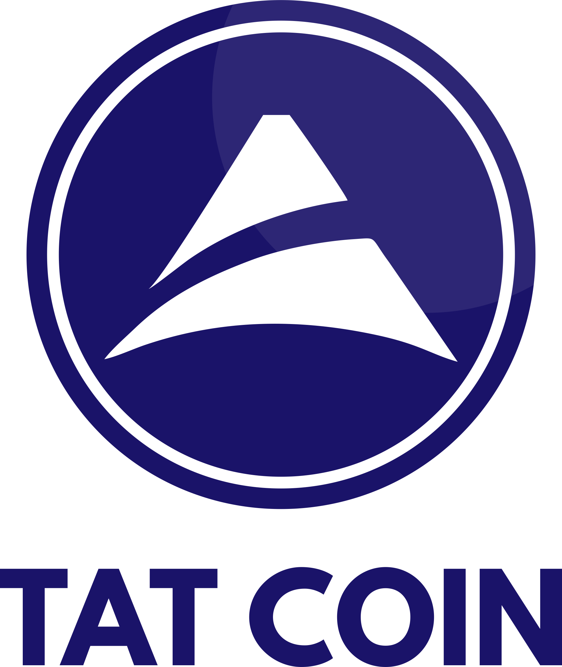Official Tatcoin logo.png English: Tatcoin is a tradable token in the cryptocurrency market that is officially used as the transactional currency on the