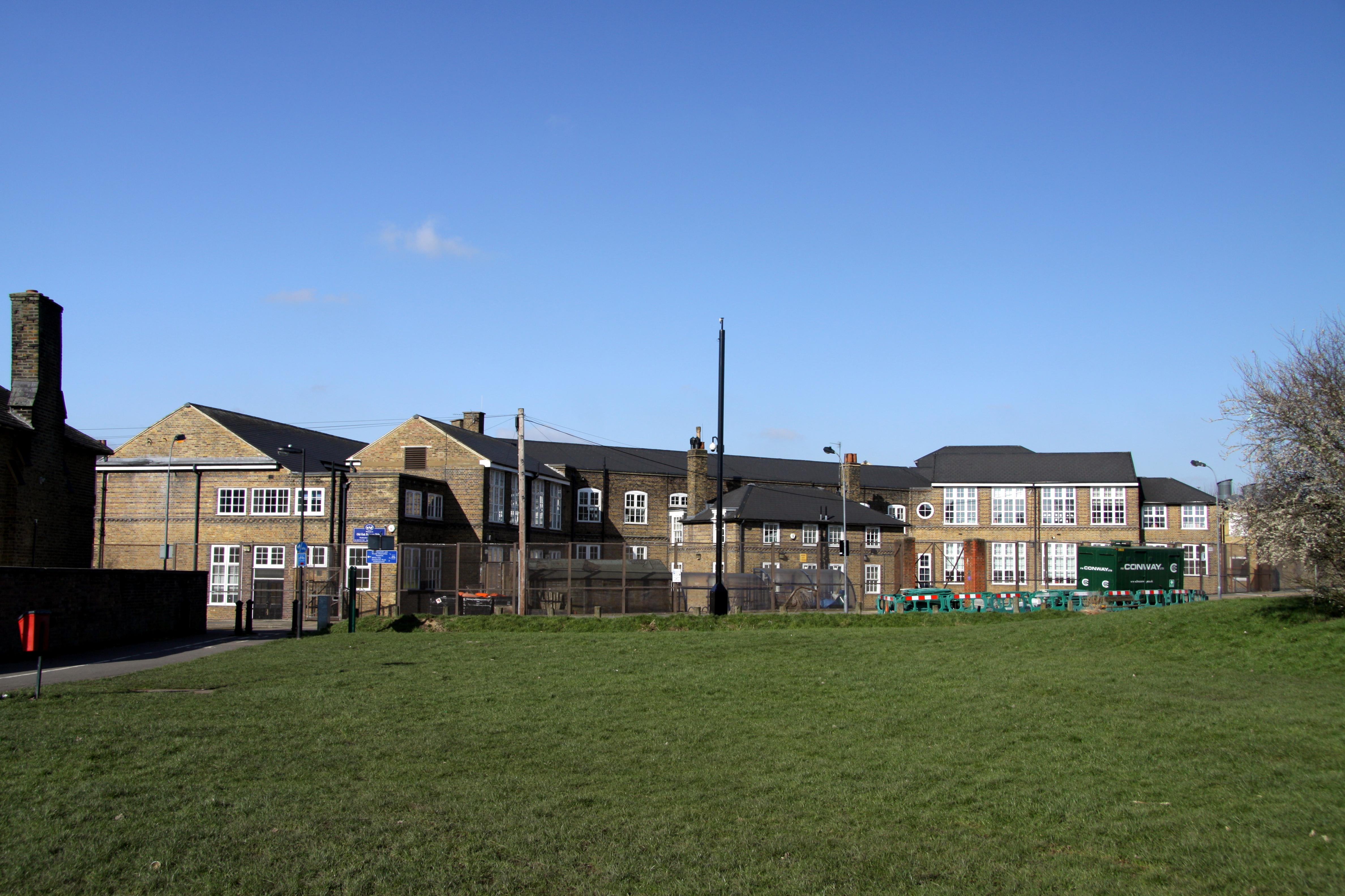 file old oak primary school in london  spring 2013  1  jpg