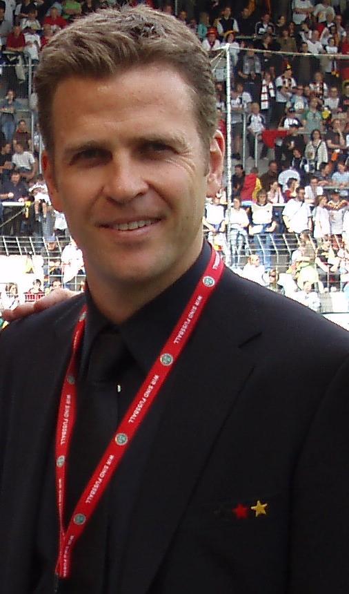 Oliver Bierhoff am 27. Mai 2006