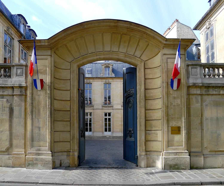"""Résultat de recherche d'images pour """"hotel 35 rue saint dominique"""""""