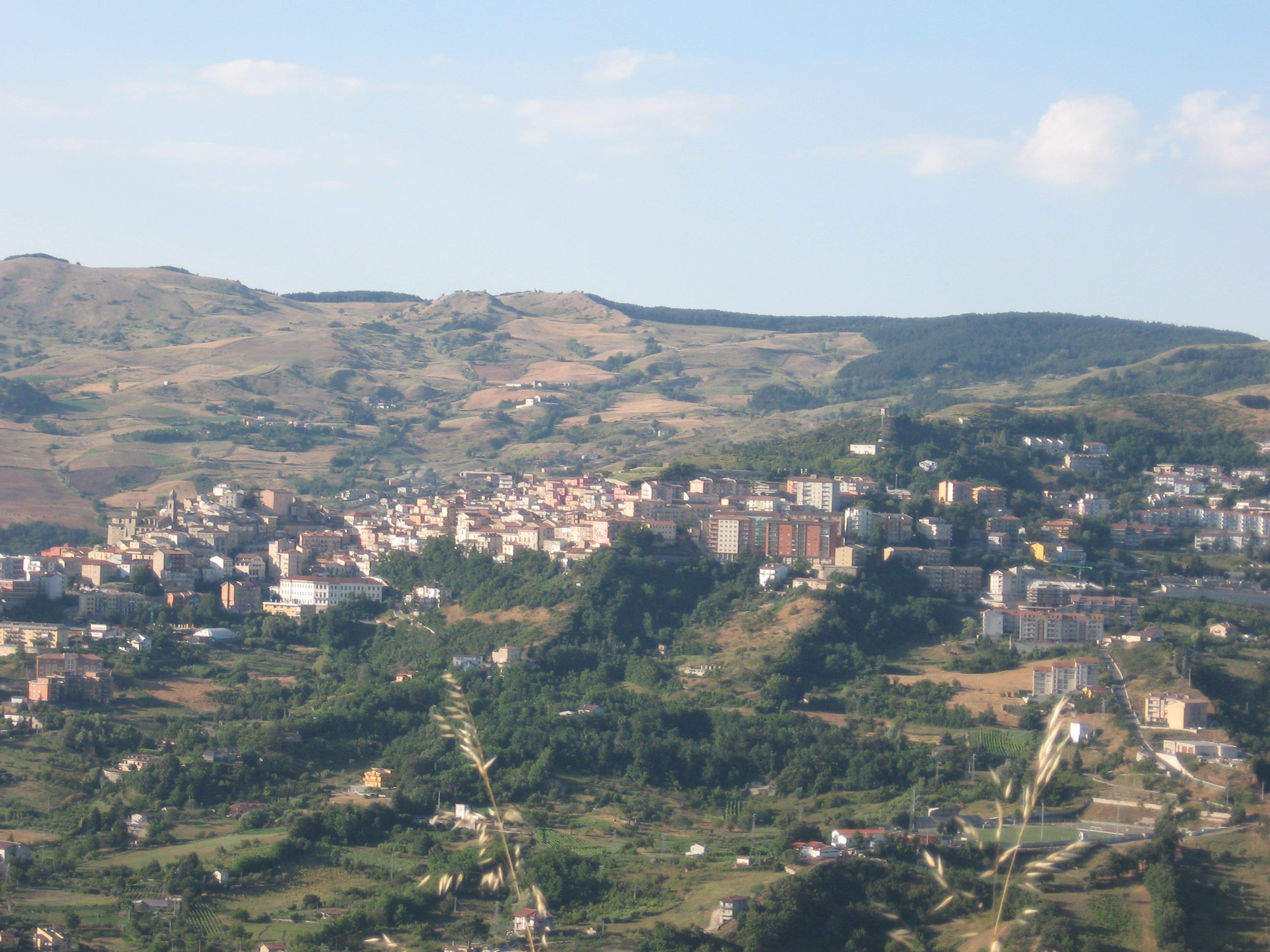 Contrada Pozzo Villa D Agri