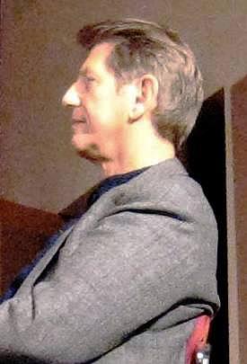 Schauspieler Peter Coyote