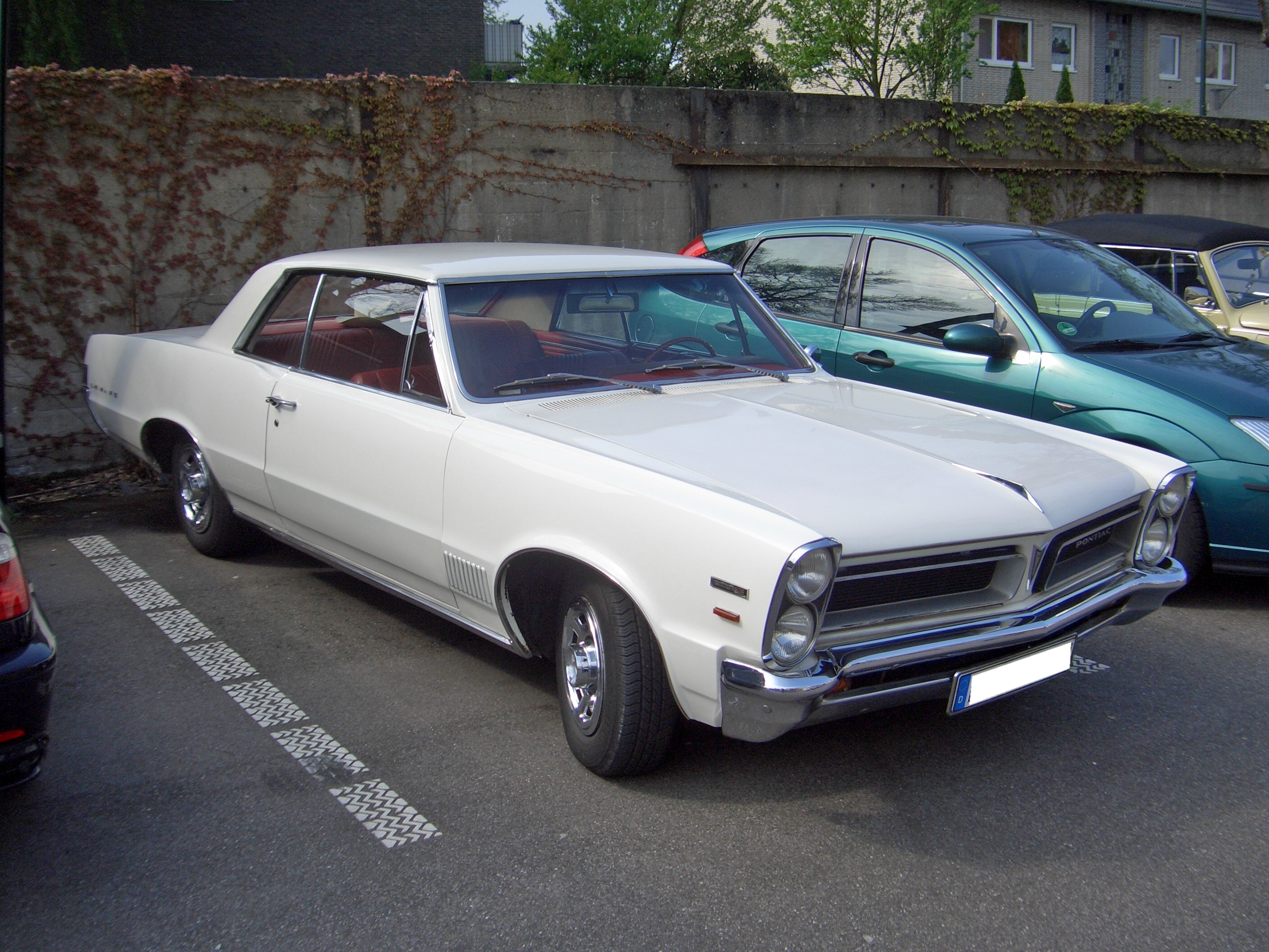 1964 Pontiac Tempest Related Infomation Specifications