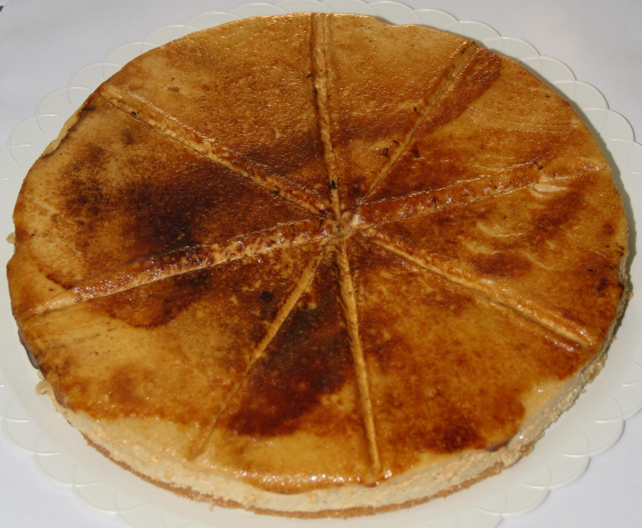 Tarta gijonesa - Wikipedia, la enciclopedia libre