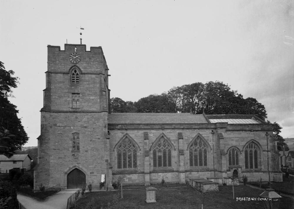 Presteign church