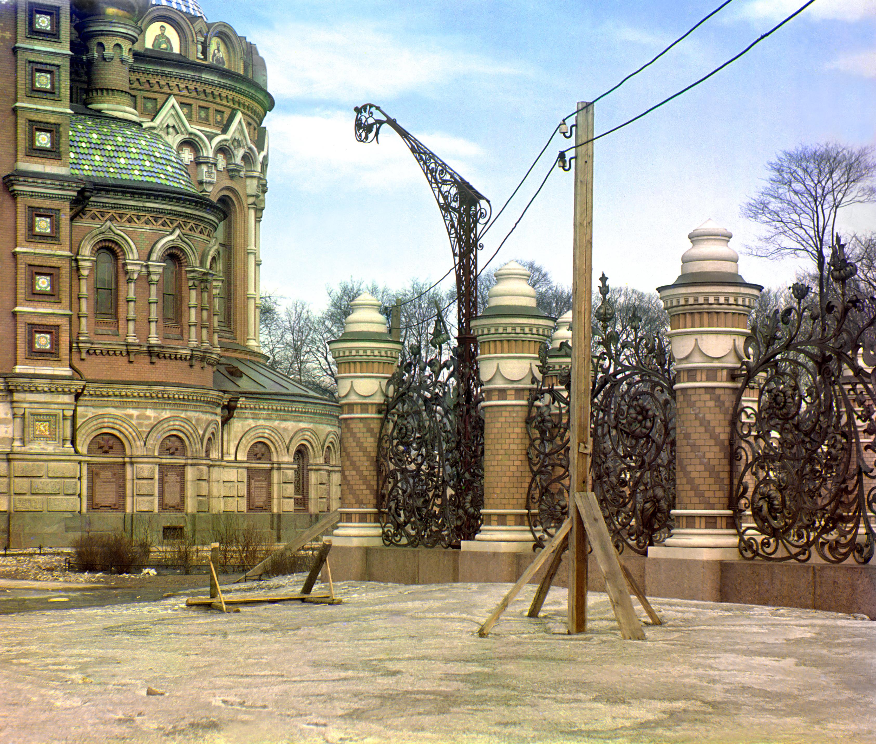 Коллекция достопримечательностей Российской империи — Википедия