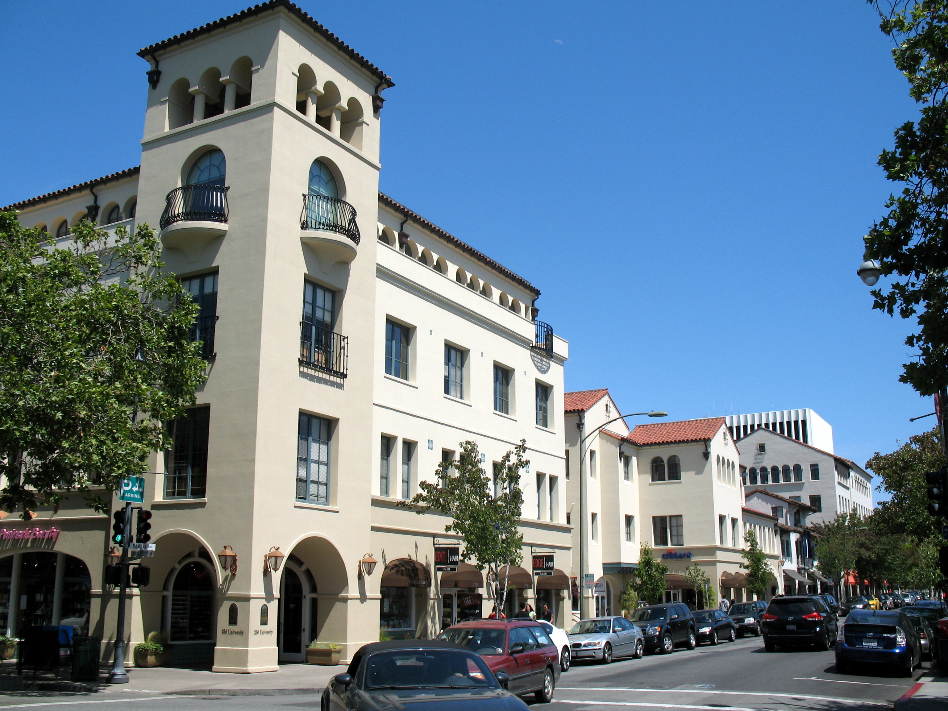 University South, Palo Alto, CA