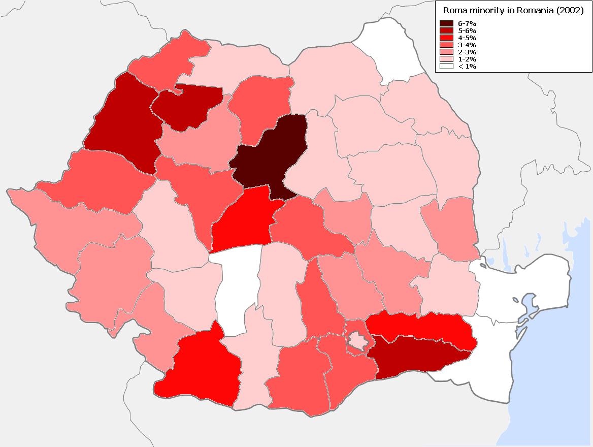 c379a2919e45 Roms de Roumanie — Wikipédia