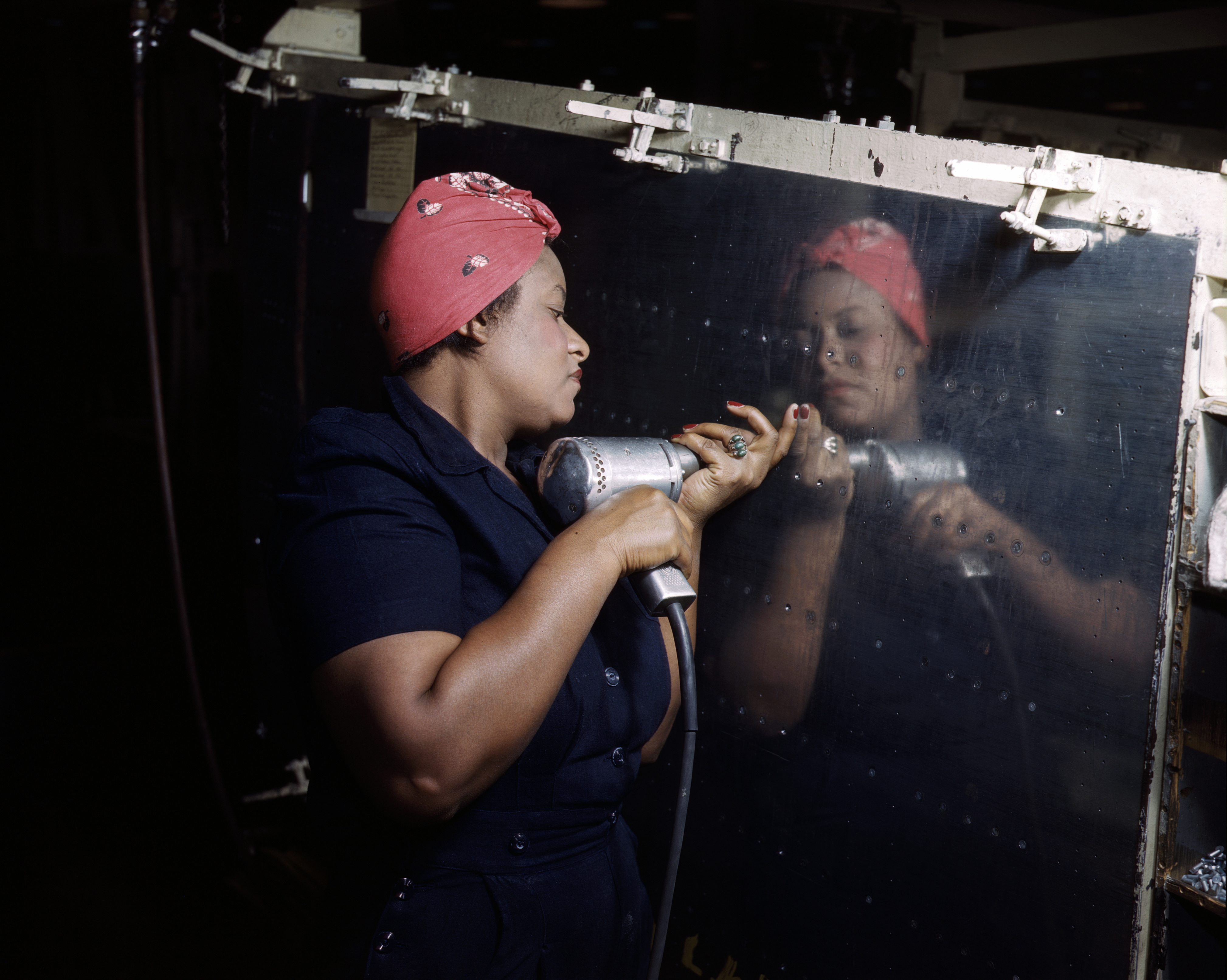 Image result for rosie the riveters