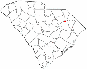 Quinby, South Carolina Town in South Carolina, United States