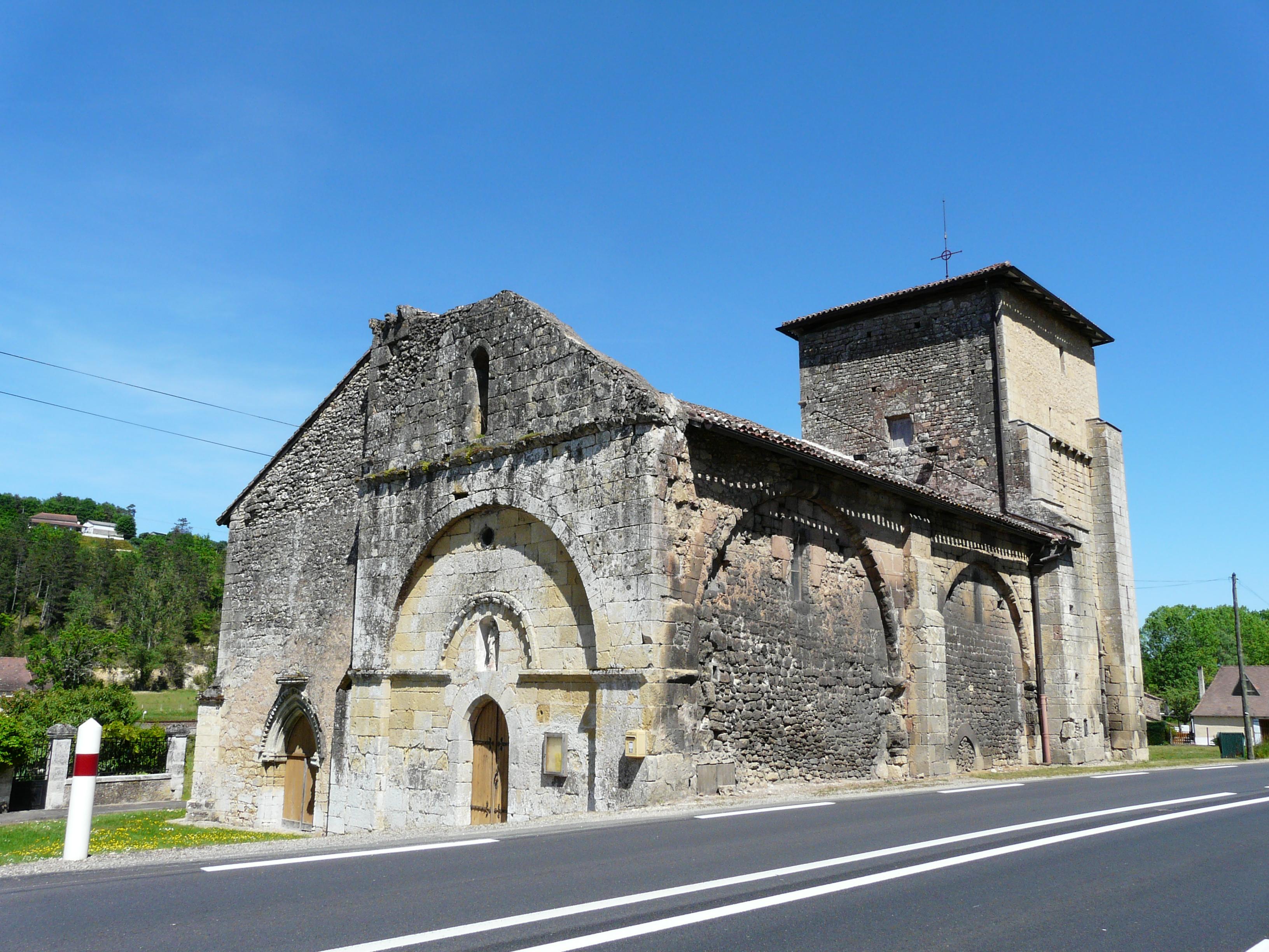 Sainte-Marie-de-Chignac
