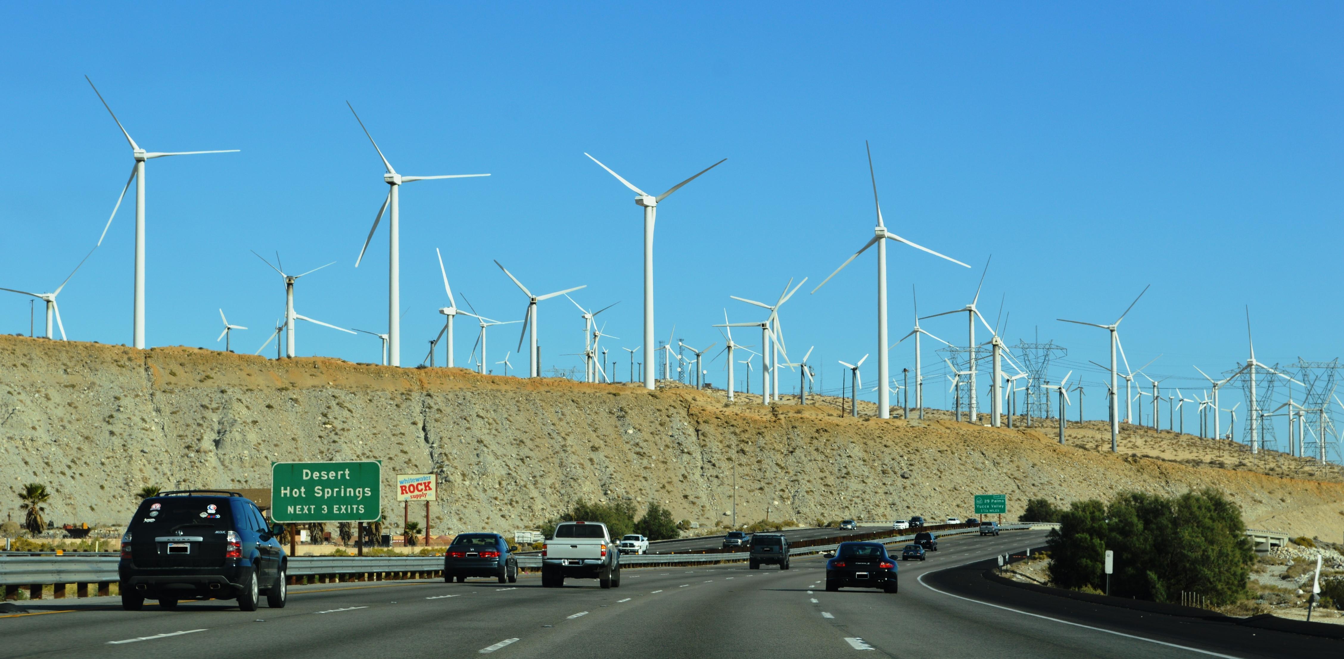 San Francisco California Natural Resources