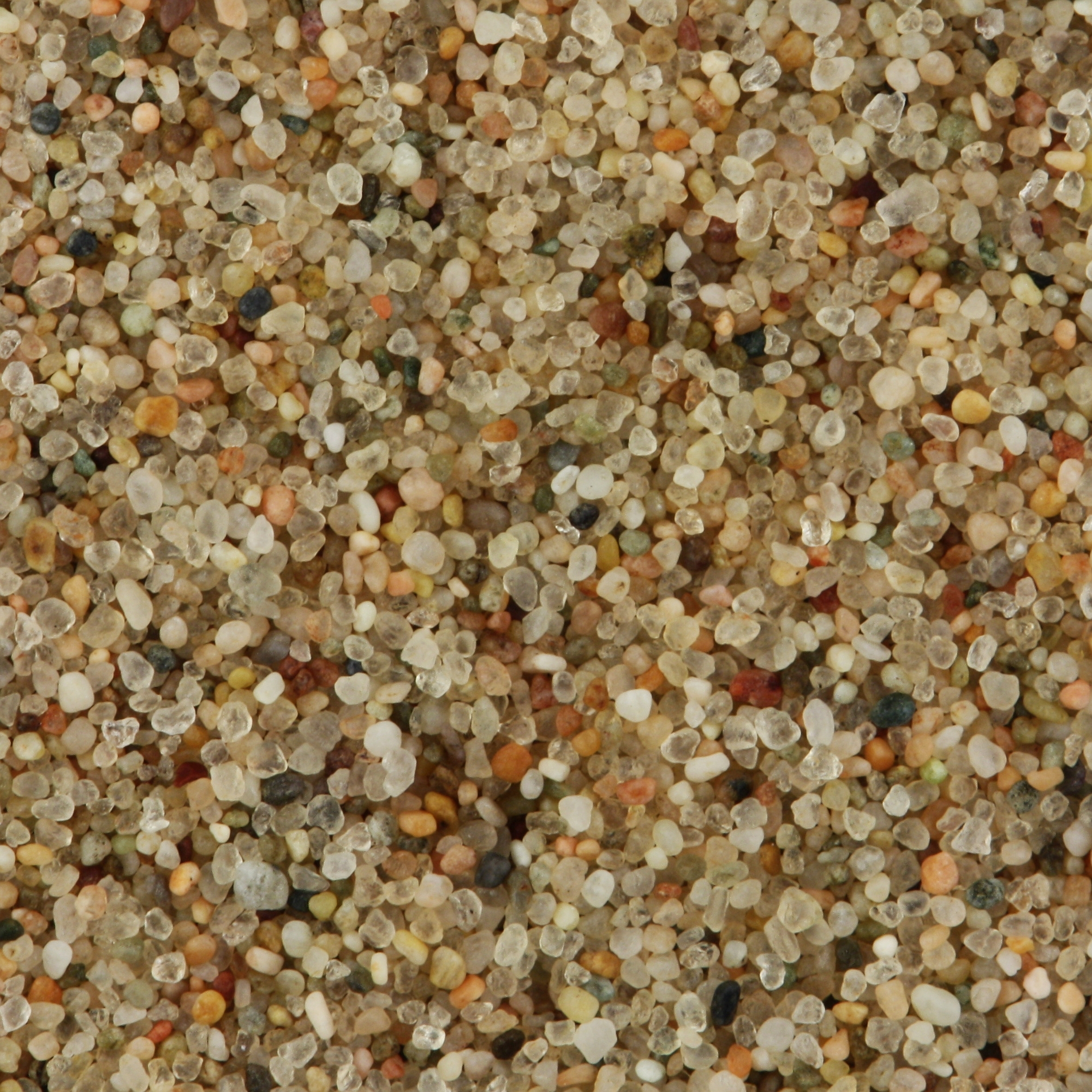 Close-up  1 1 cm  of sand from Sand