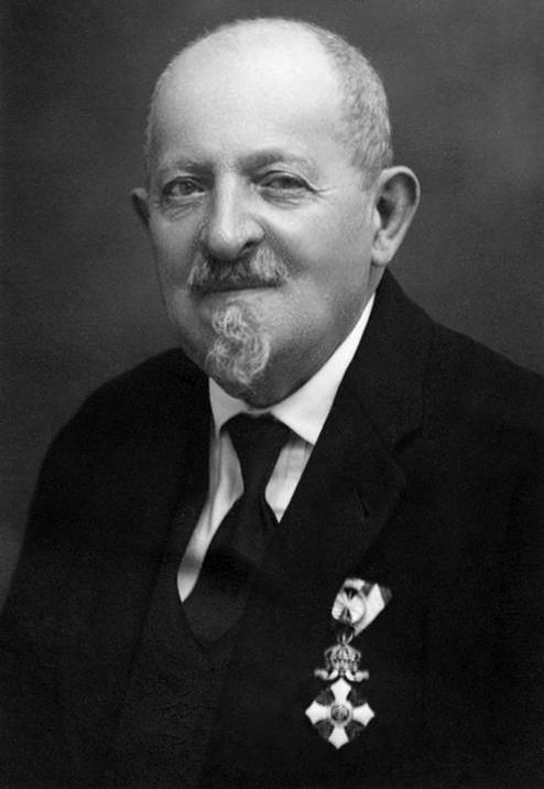 Salomon Abraham Rosanes Wikidata