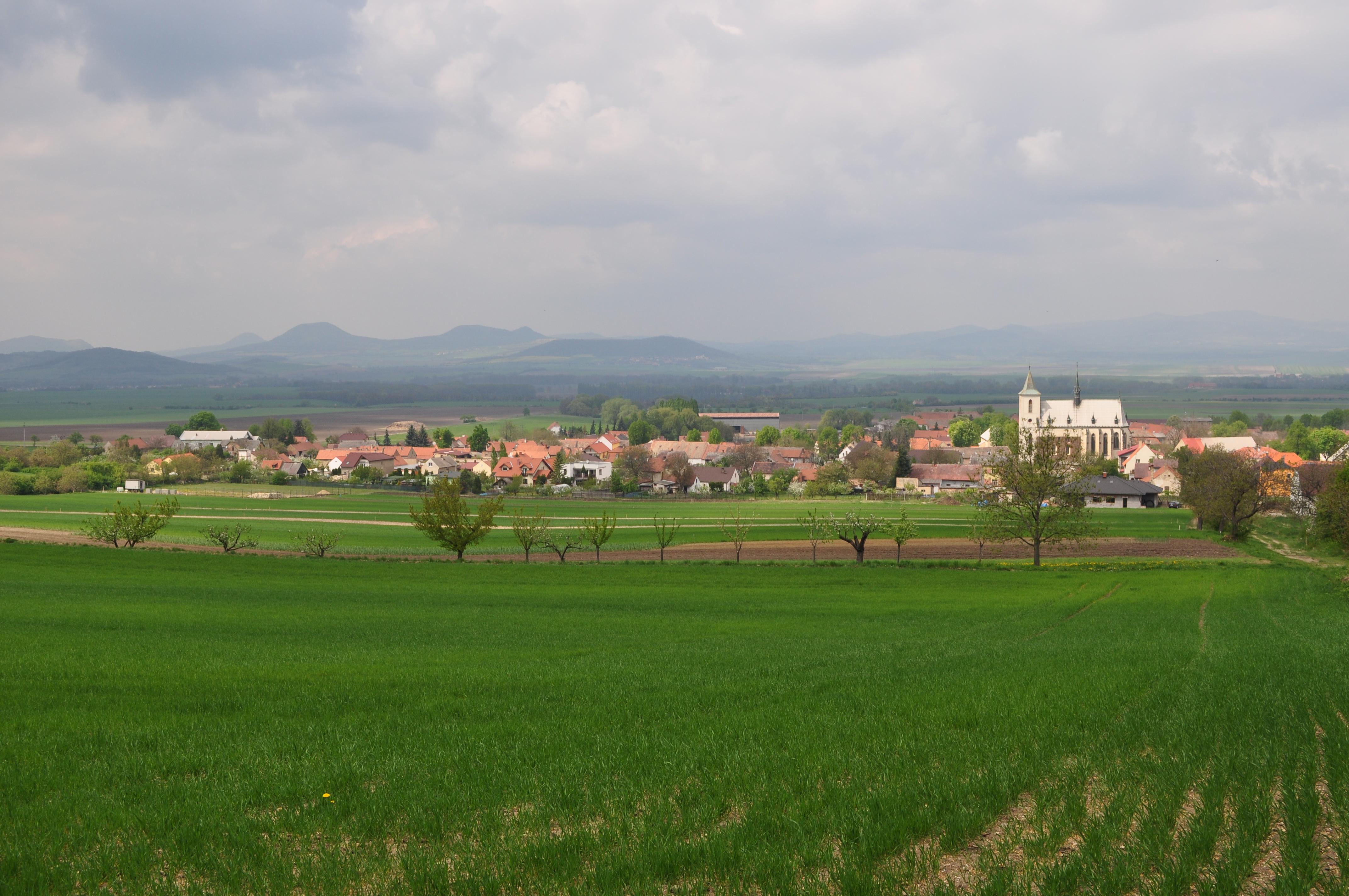 Slavětín (okres Louny)