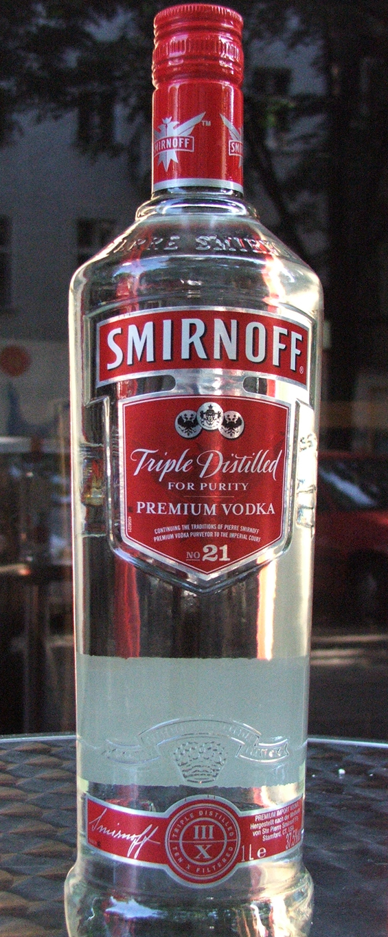 smirnoff wodka
