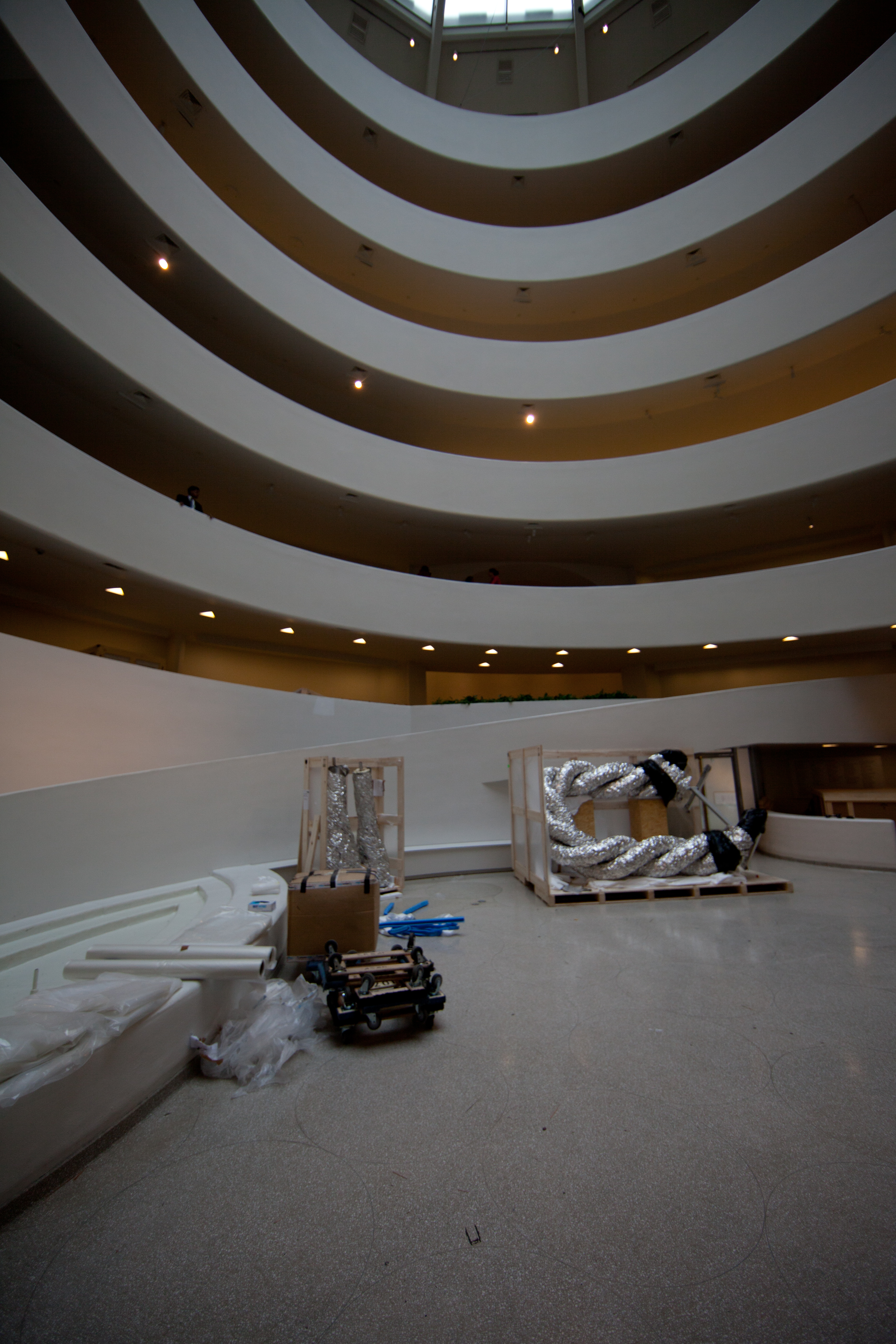 Check Out These Interesting Photos Of The Guggenheim