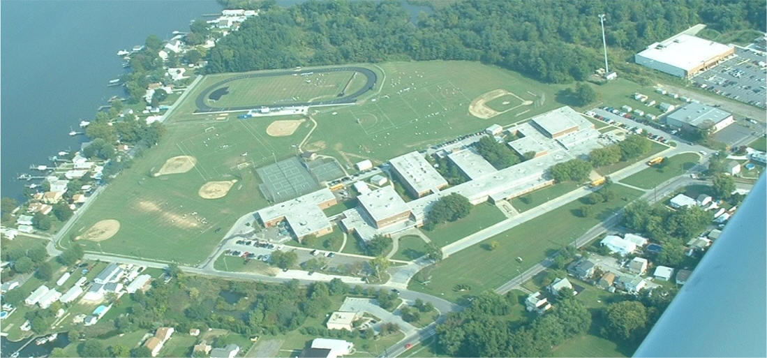 Loyola Blakefield Campus Map.Sparrows Point High School Wikipedia