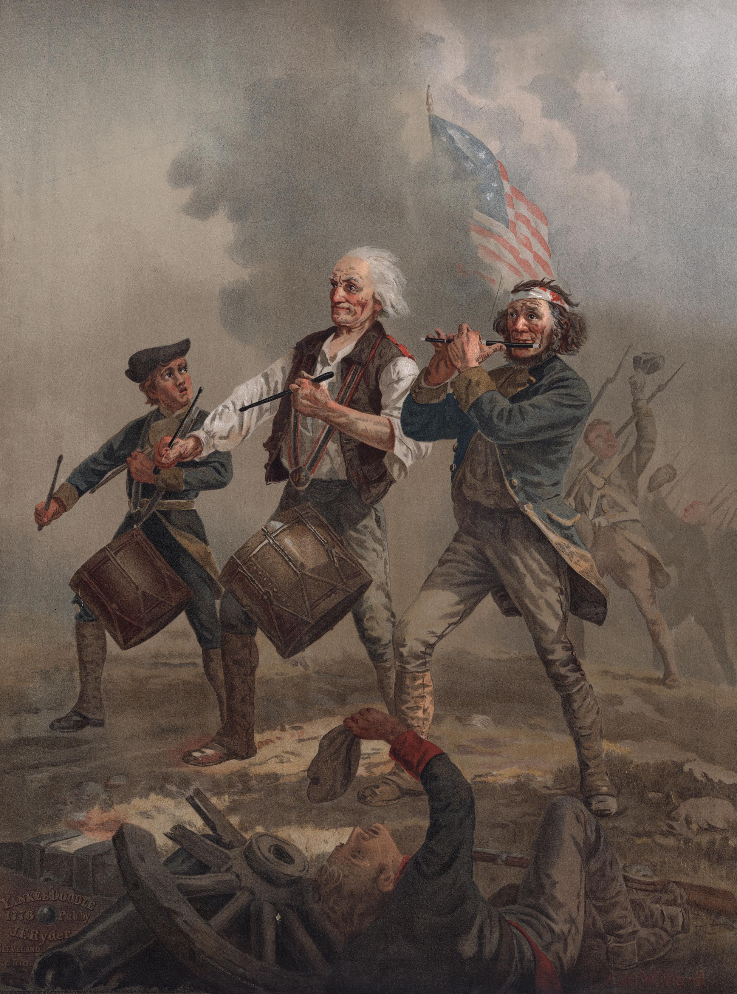 british army vs american army revolutionary war