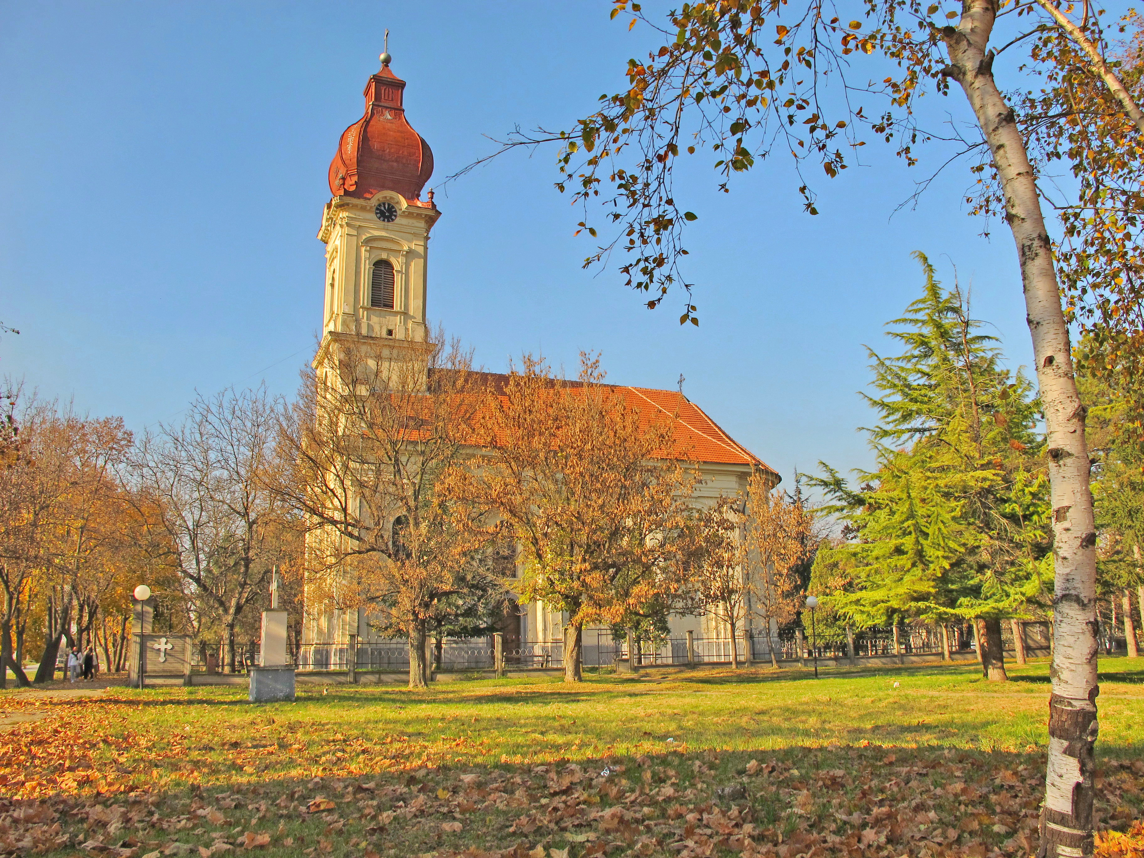 Vremea în Opovo