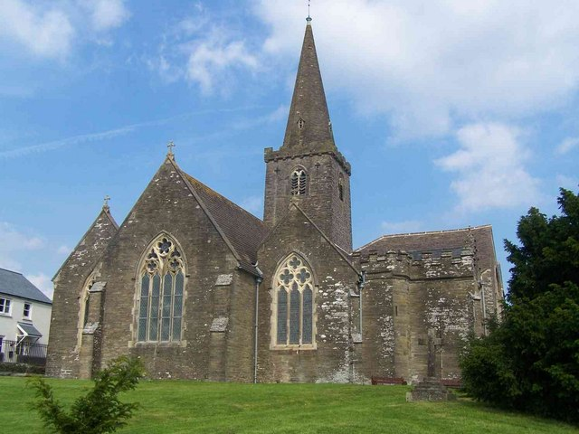 St. Edmund King & Martyr, Kingsbridge