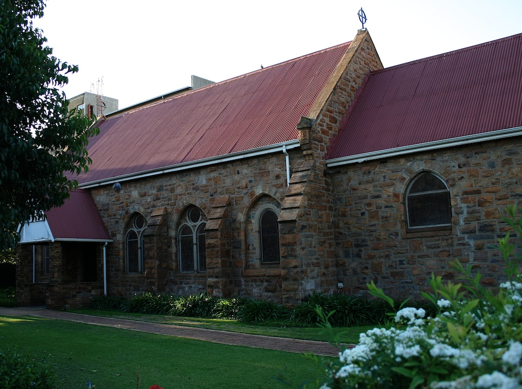 File St Mary S Anglican Church Auto Avenue Potchefstroom
