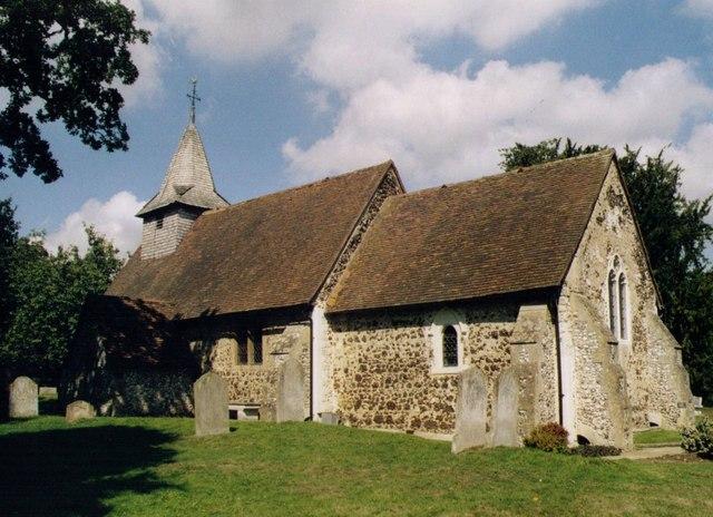 St Nicholas, Pyrford - geograph.org.uk - 1522967