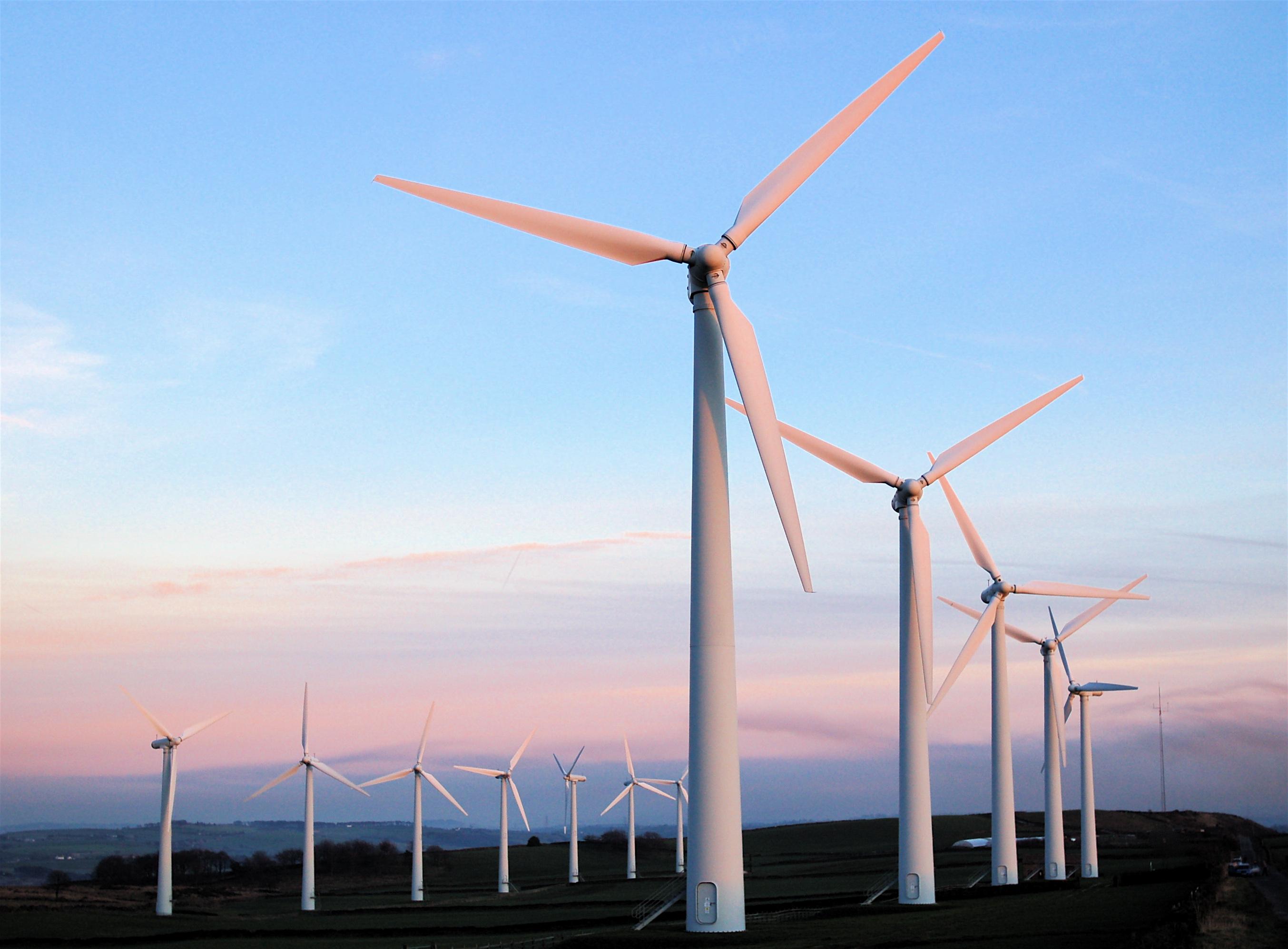 Вітряна електростанція — Вікіпедія