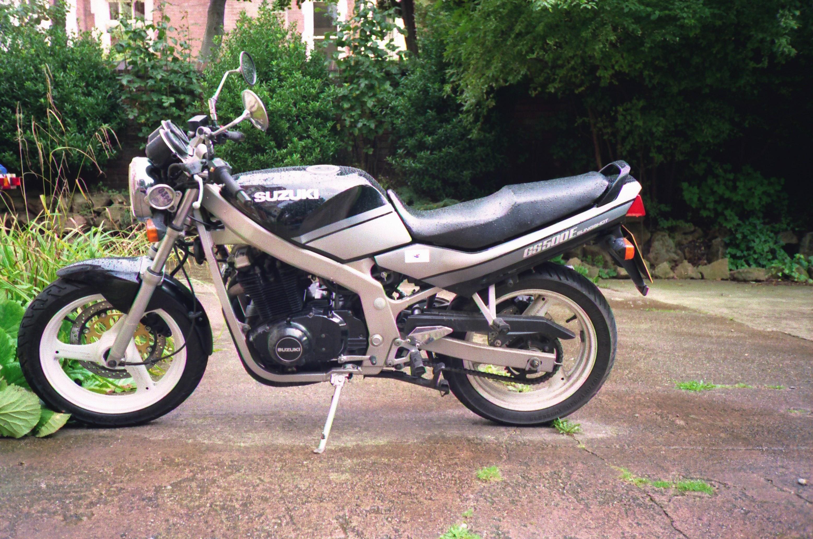 1989 2009 suzuki gs500 service repair manual download