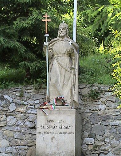 """Képtalálat a következőre: """"szent istván szobor hámor https"""""""