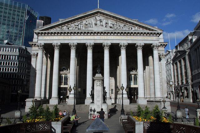 File:The Royal Exchange - geograph.org.uk - 863444.jpg