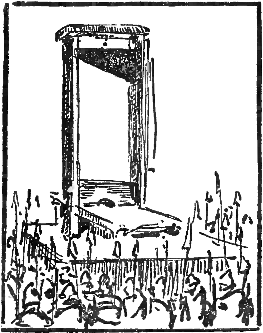 Hume's guillotine