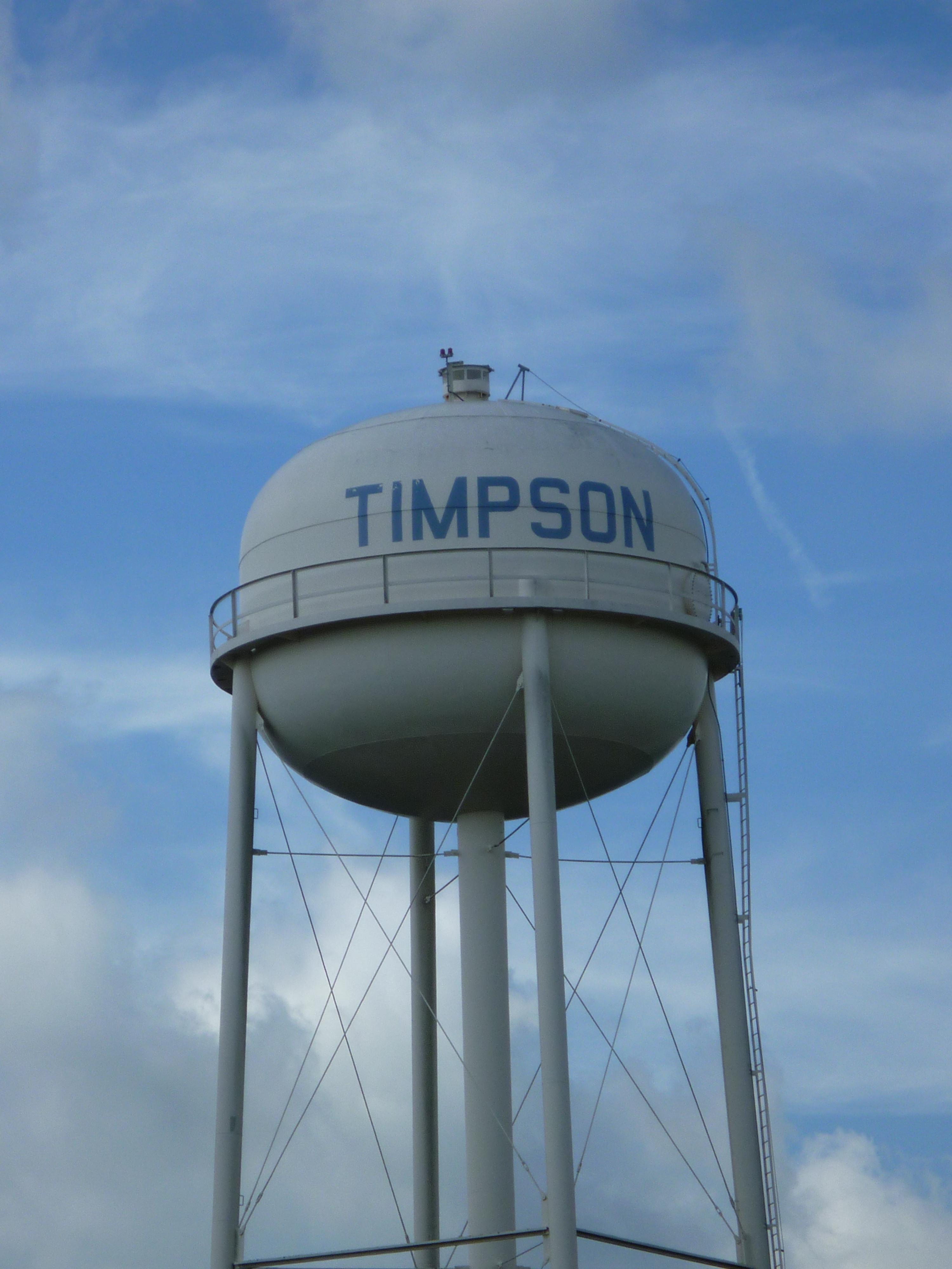 تیمسون، تگزاس