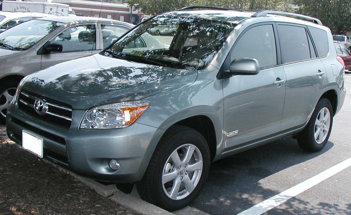 2006 toyota rav4 green 200 interior and exterior images. Black Bedroom Furniture Sets. Home Design Ideas