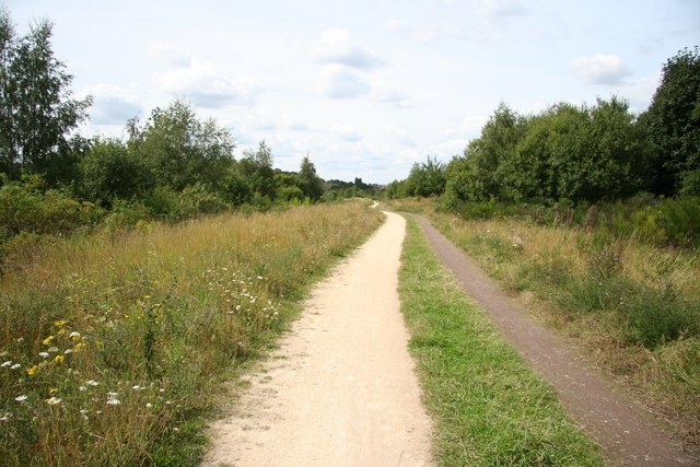 Trans Pennine Trail - geograph.org.uk - 925825