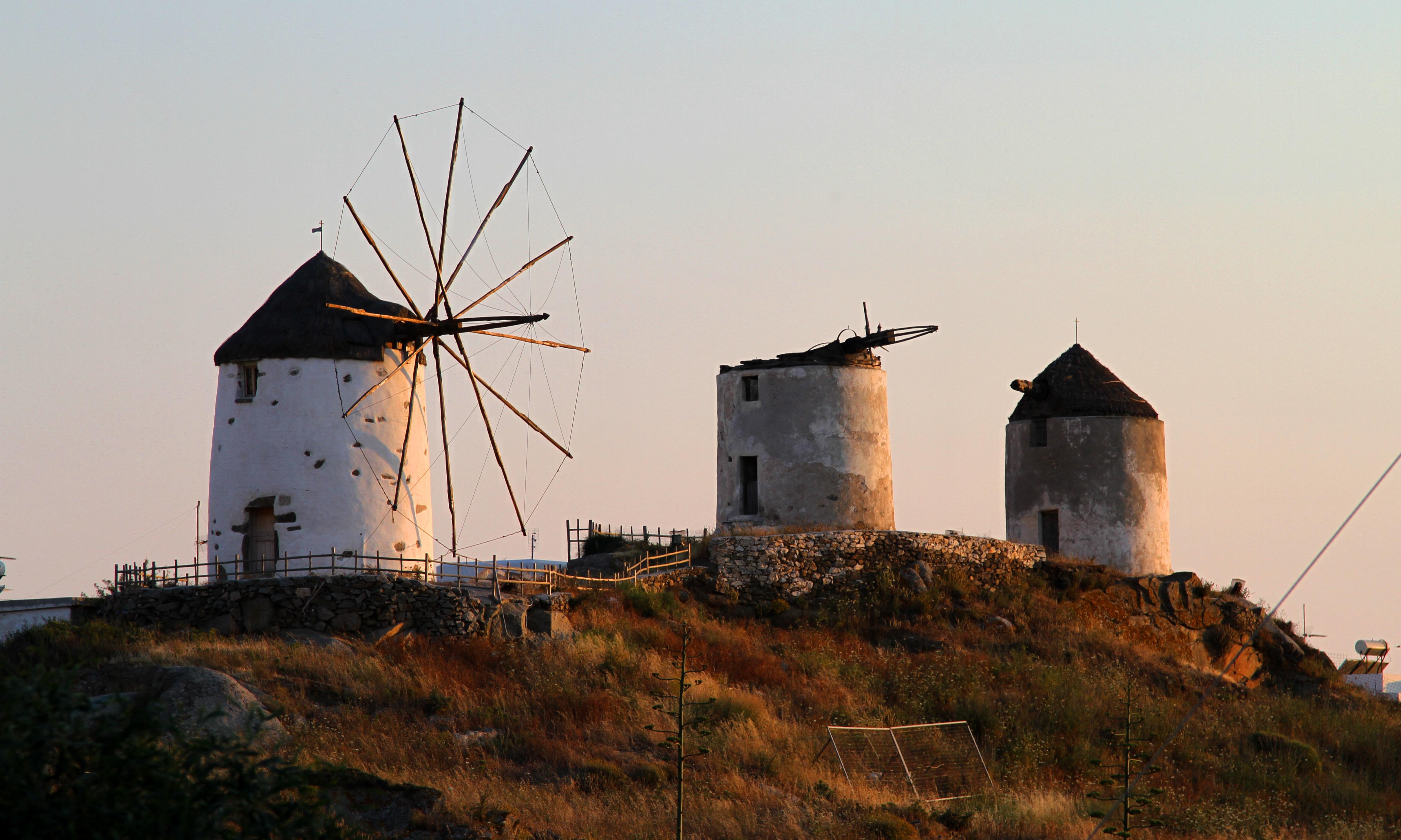Filetre Mulini A Vento A Vivlos Naxos Panoramiojpg Wikimedia