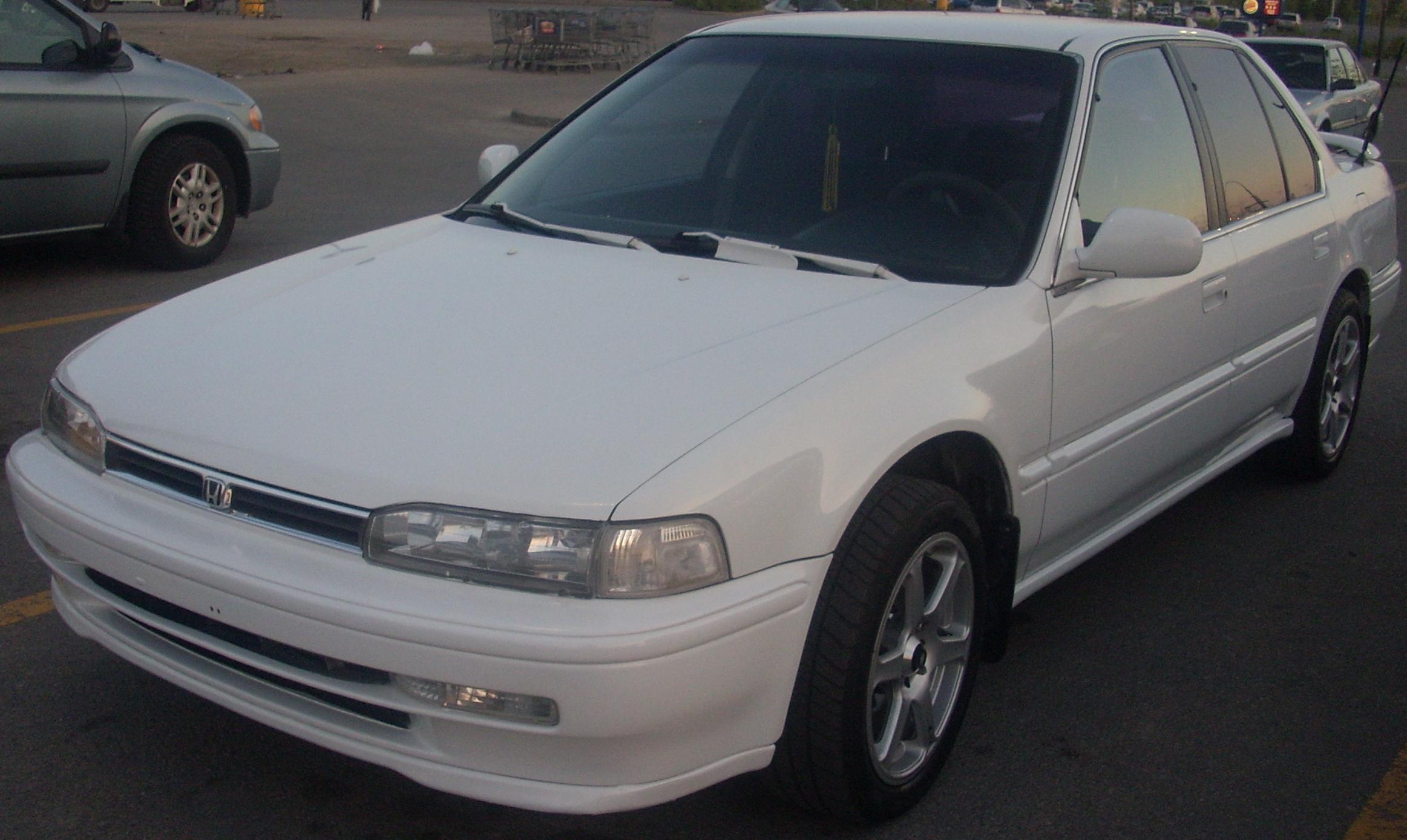 FileTuned 92 93 Honda Accord EX Sedan