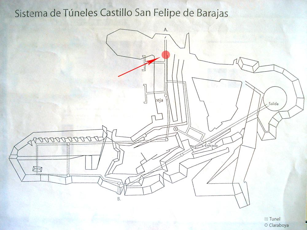 Castillo de San Felipe Guatemala Wikipedia Castillo San Felipe de Barajas