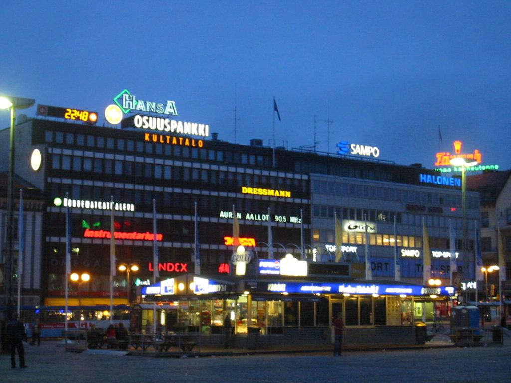 File:Turku Market Square at night.jpg - Wikimedia Commons