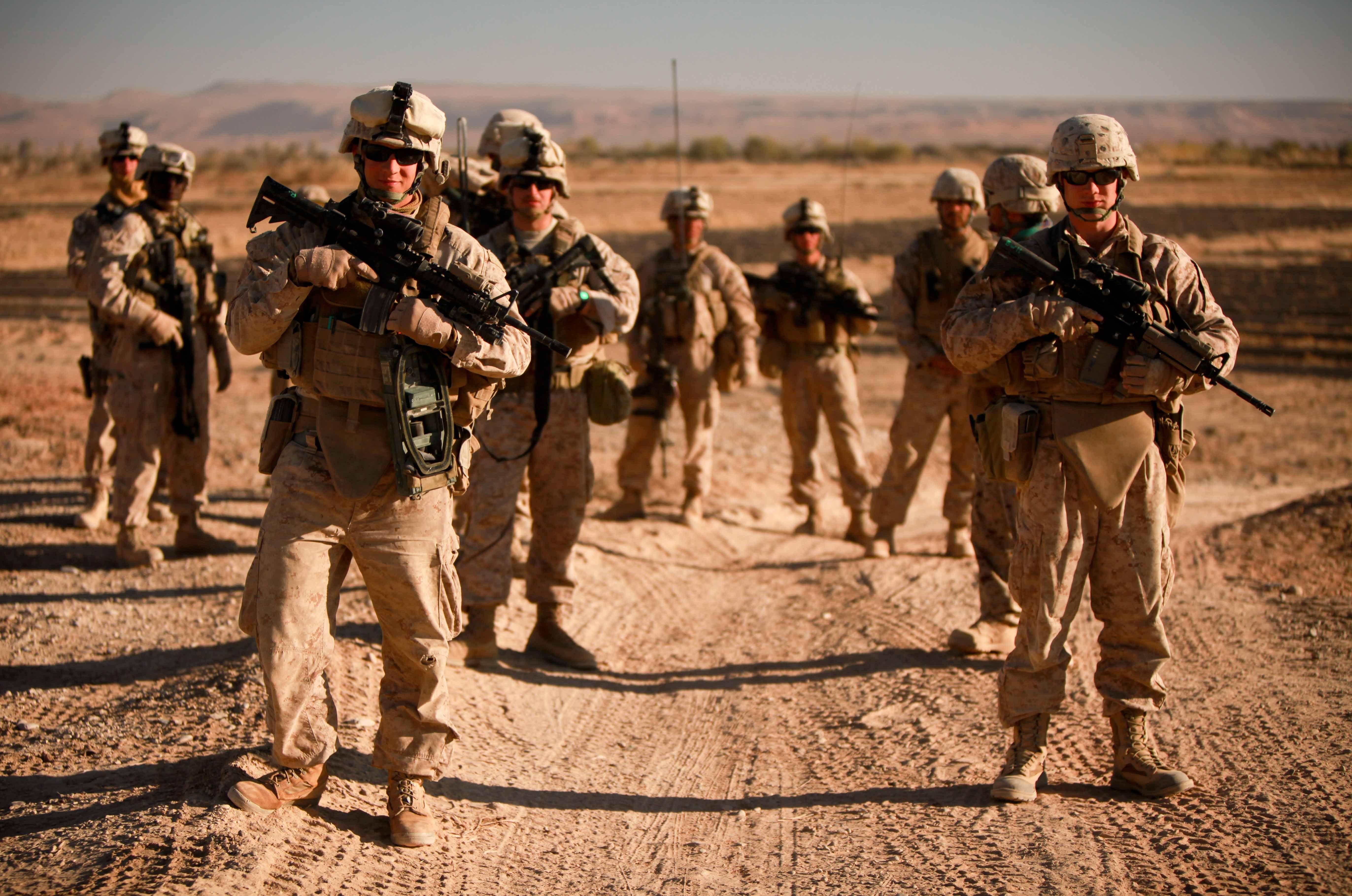 usmc combat engineering