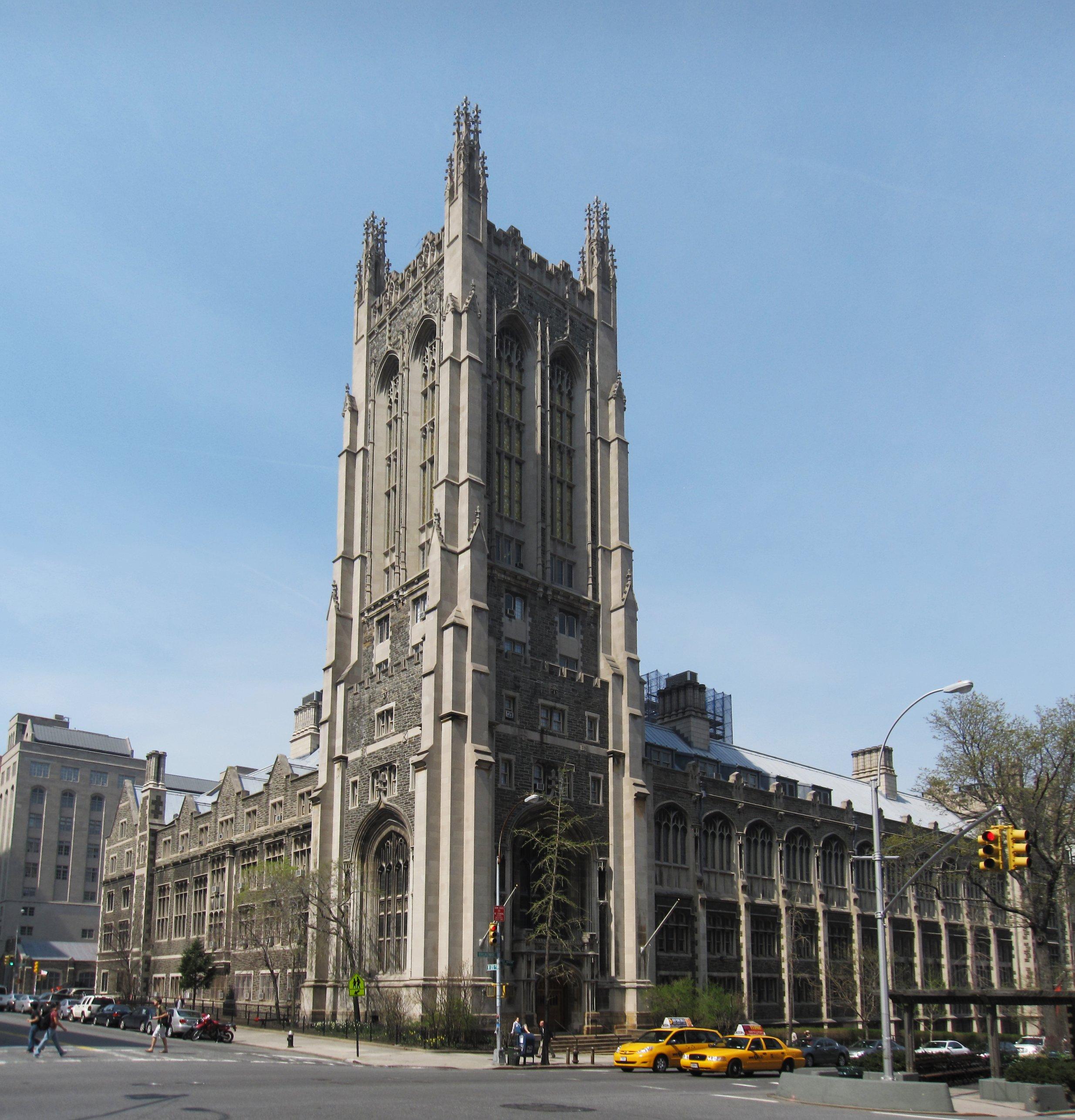 image of Union Theological Seminary