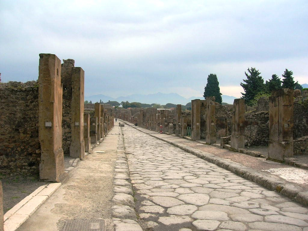 Pompeii: the story of the death of the city and interesting facts 81
