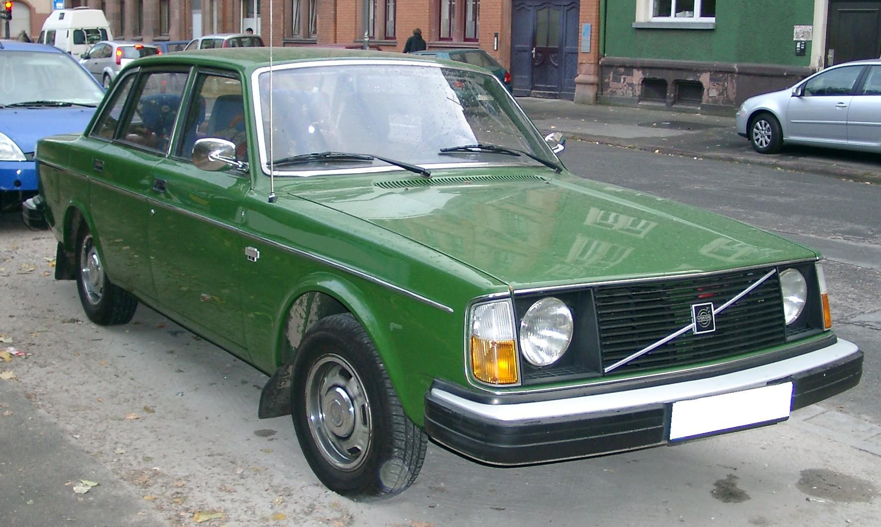 Volvo 240 260 Maniglia Portiera Destra Anteriore Posteriore