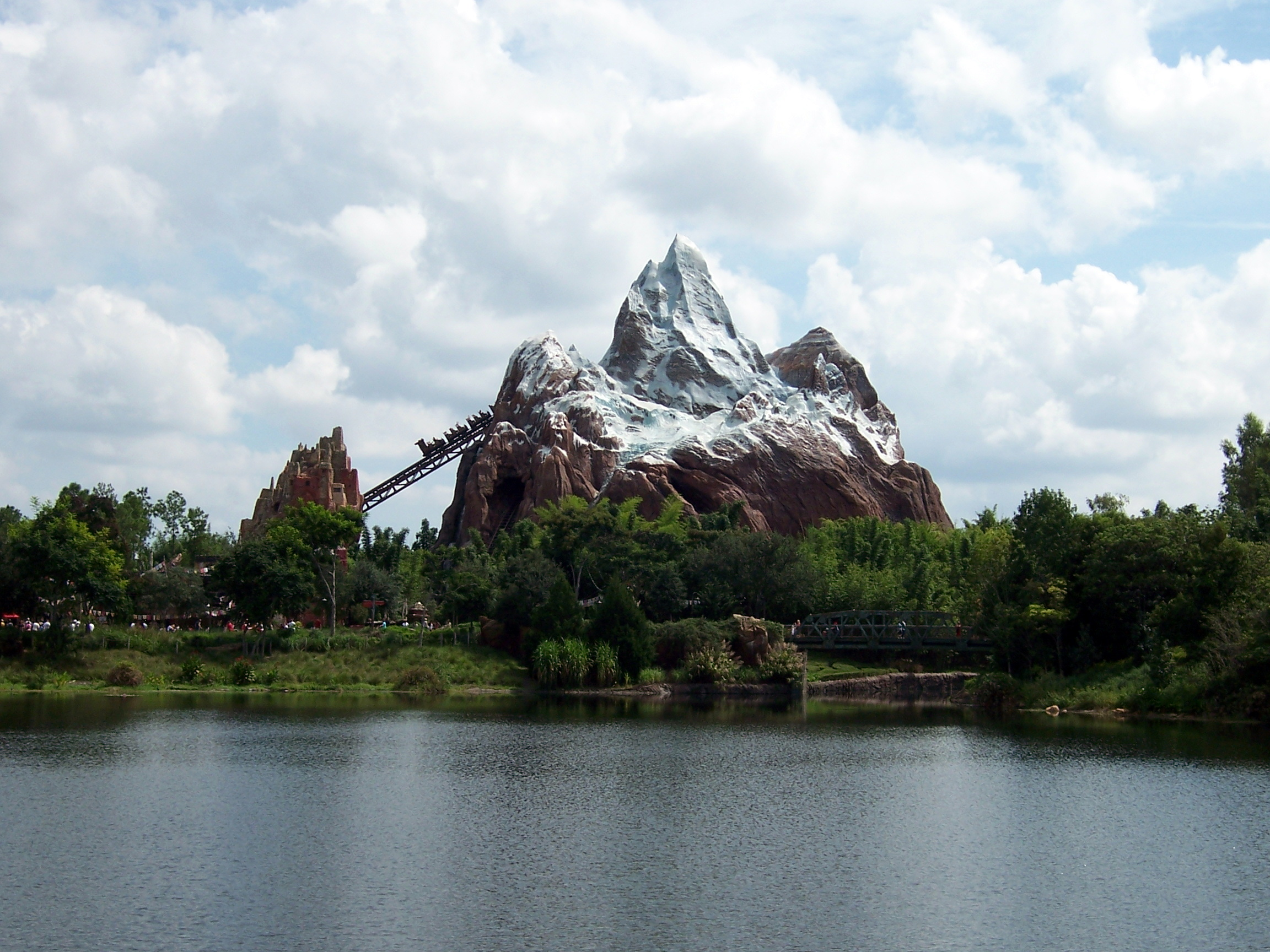 File walt disney world animal kingdom expedition everest full