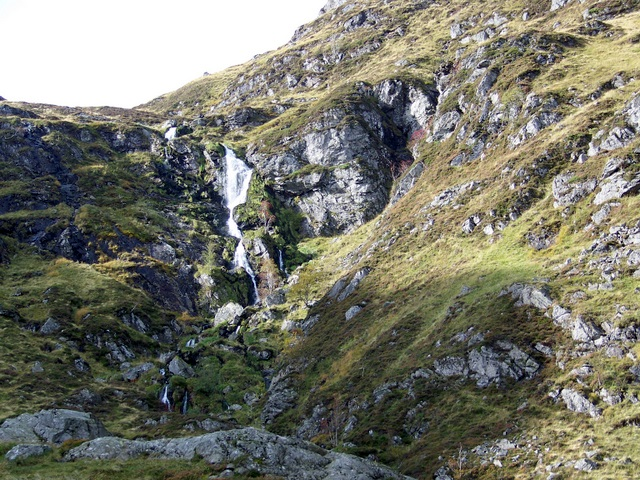 Waterfall, Corrie Fee - geograph.org.uk - 1534993